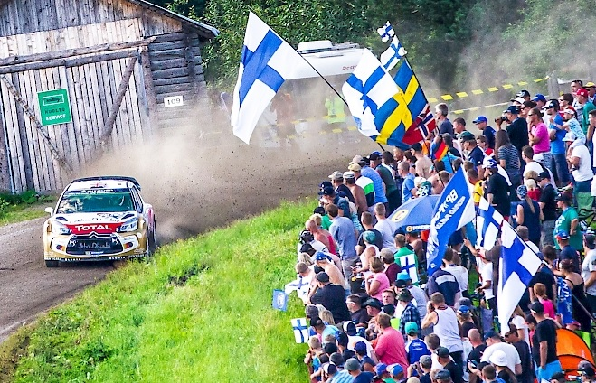 World Rally Championship to Resume in Finland in 2021